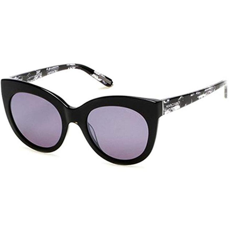 Ochelari de soare dama Guess GM0760 01C Ochi de pisica originali cu comanda online