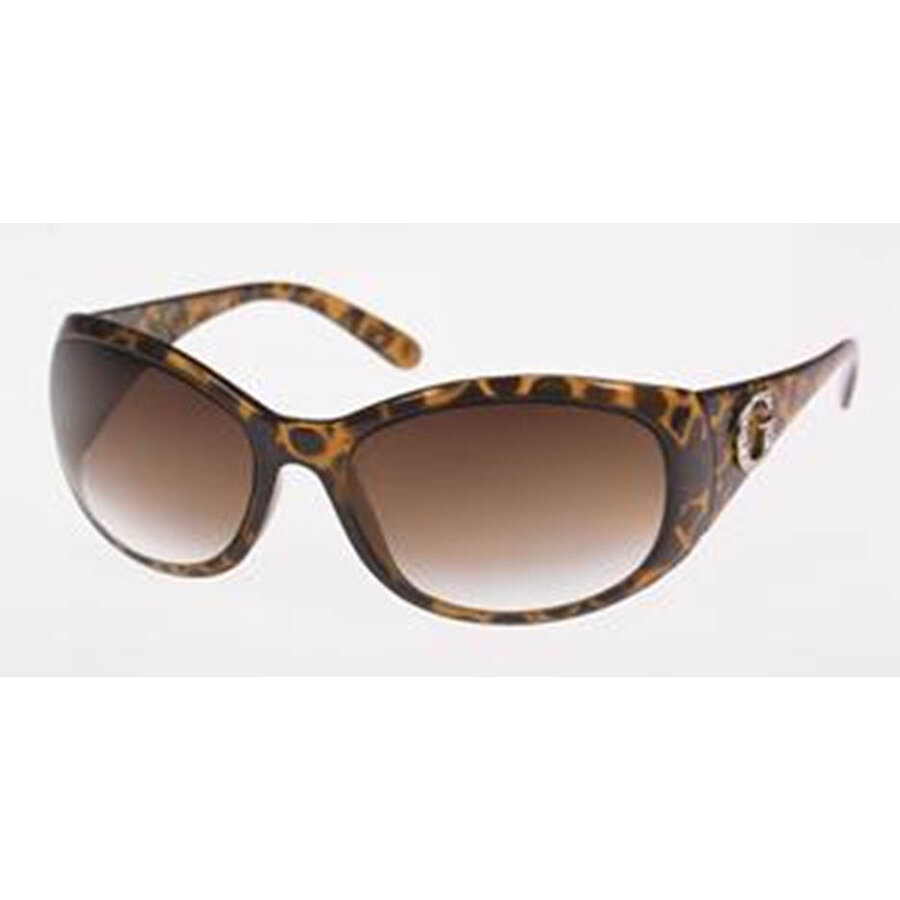 Ochelari de soare dama Guess GU6389 S57 Ovali originali cu comanda online