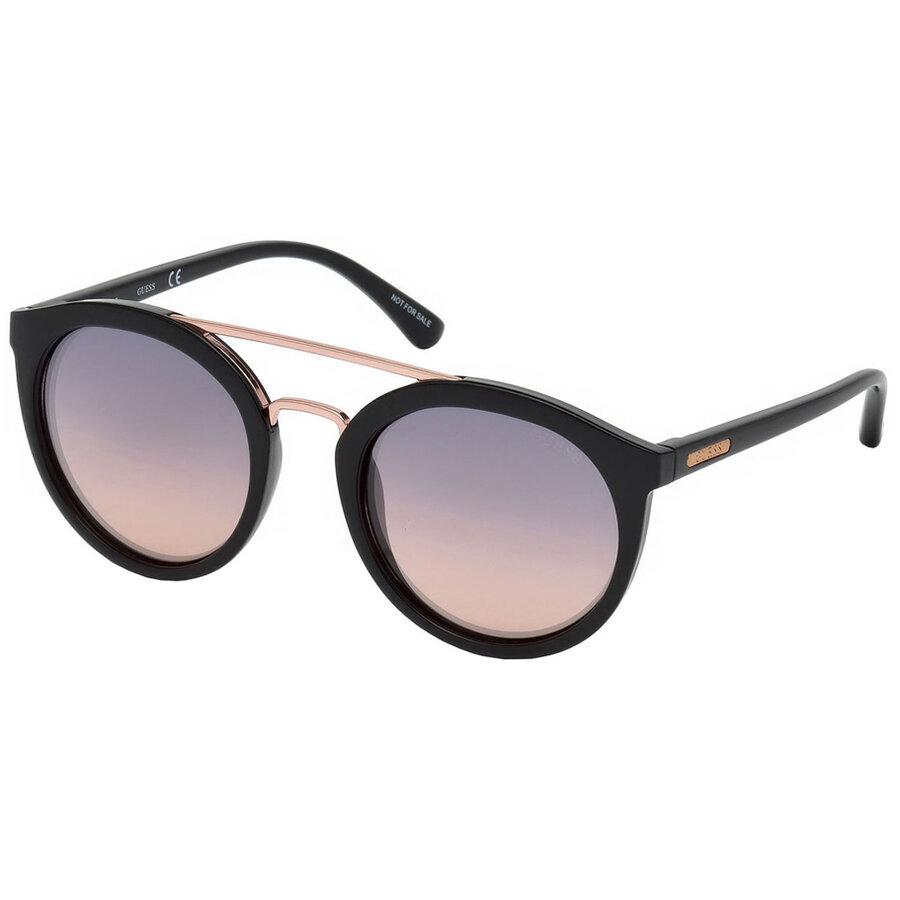 Ochelari de soare dama Guess GU7387 05Z Rotunzi originali cu comanda online