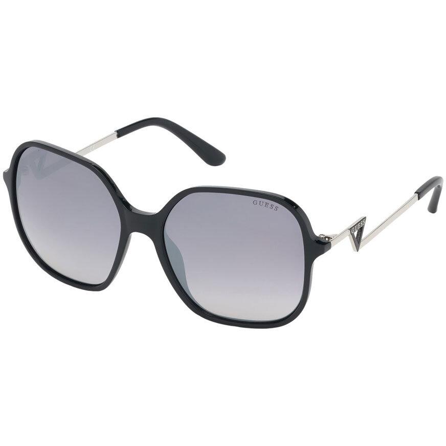 Ochelari de soare dama Guess GU7605 05C Supradimensionati originali cu comanda online