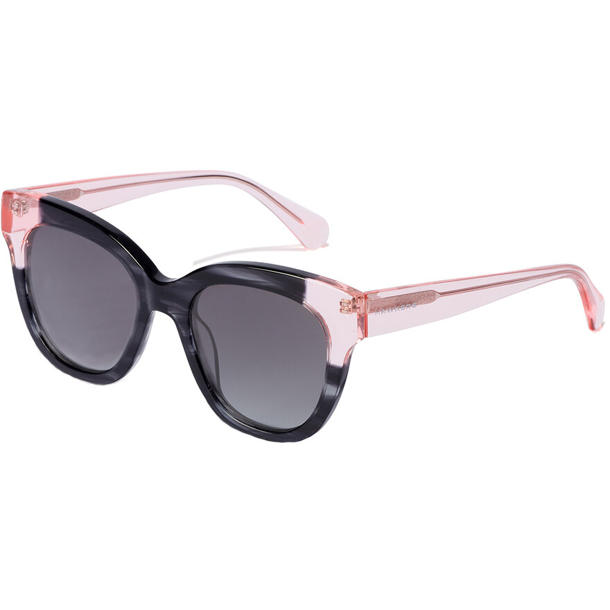 Ochelari de soare dama Hawkers 400044 Black Pink Audrey Fluture originali cu comanda online