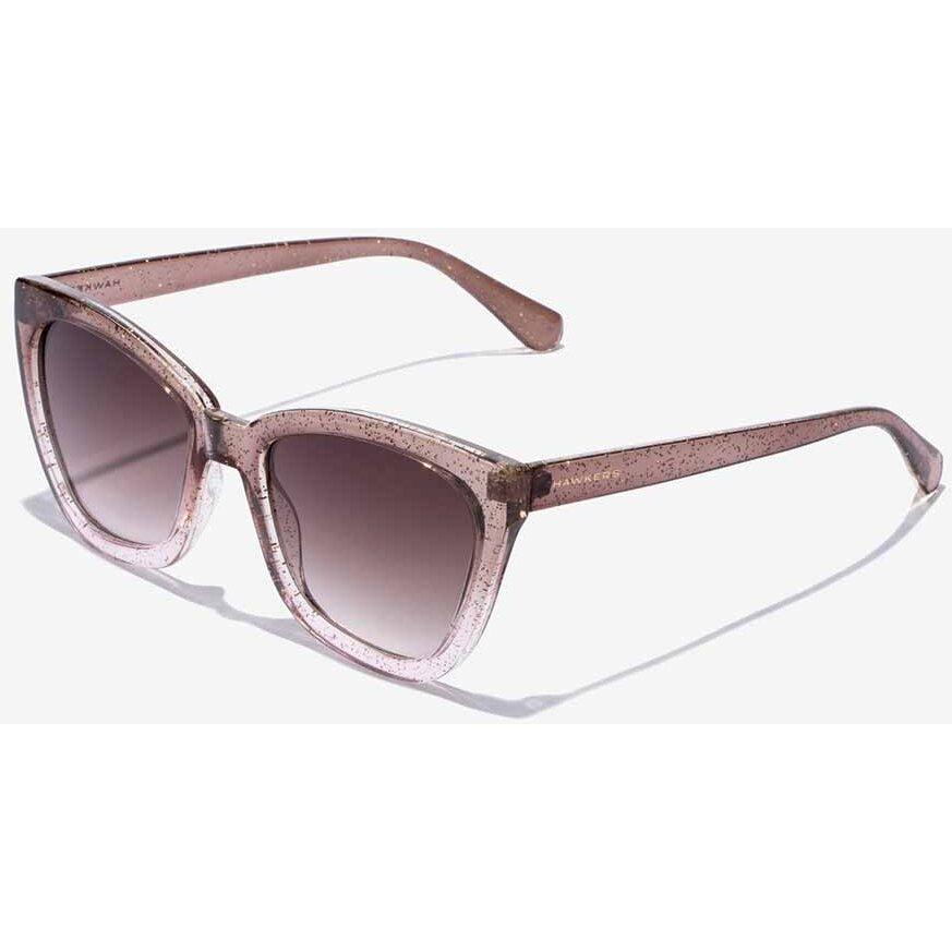 Ochelari de soare dama Hawkers High Fashion eclat Brown Melrose H08FHT0530 Ochi de pisica originali cu comanda online