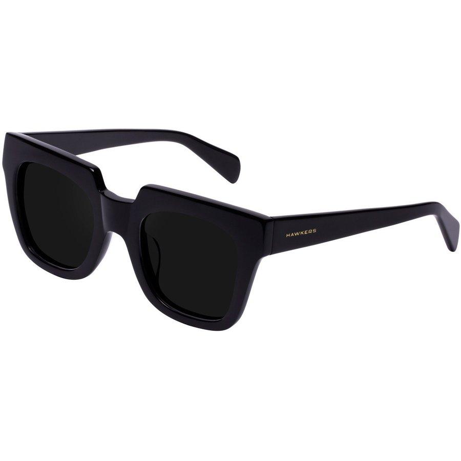 Ochelari de soare dama Hawkers RO18X01 Diamond Black Dark Row Patrati originali cu comanda online