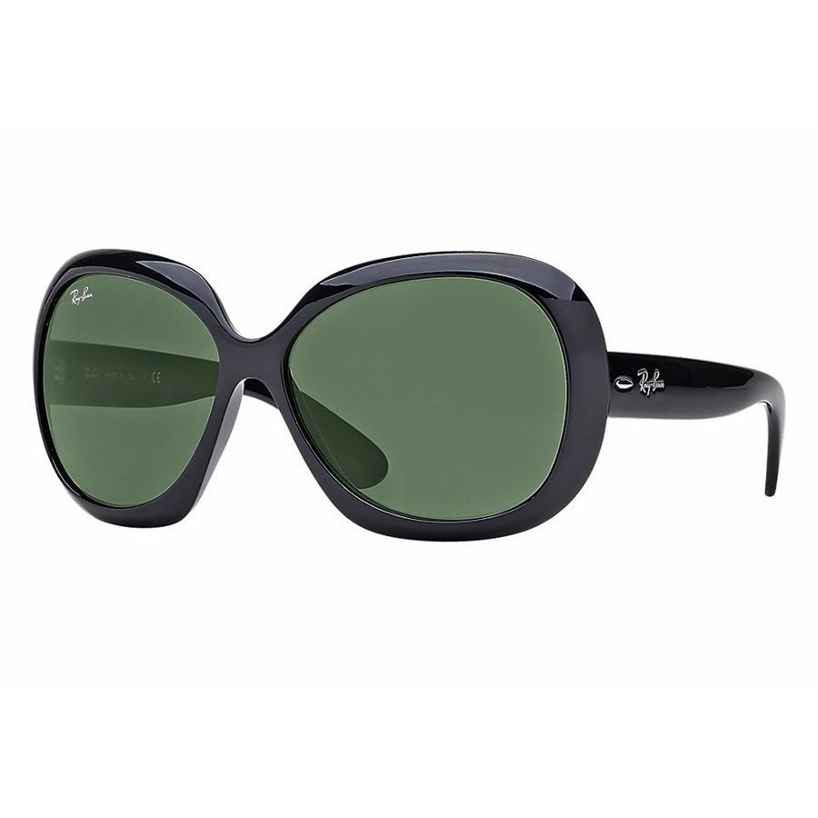 Ochelari de soare dama Jackie OHH II Ray-Ban RB4098 601/71 Supradimensionati originali cu comanda online