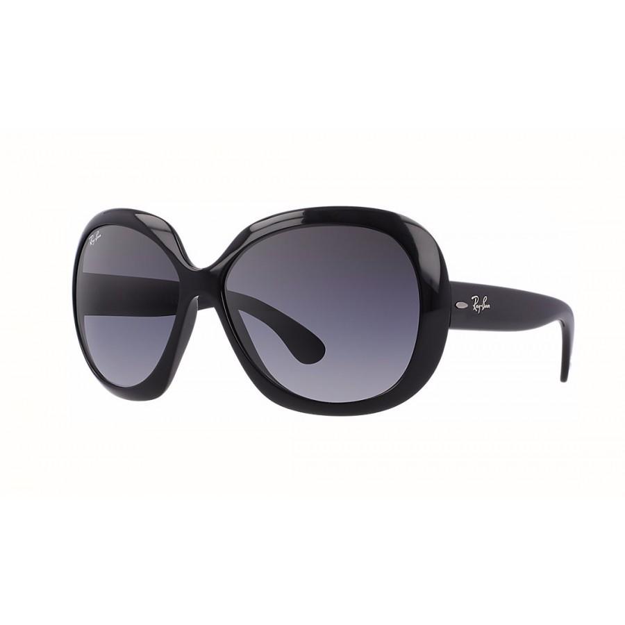 Ochelari de soare dama Jackie OHH II Ray-Ban RB4098 601/8G Supradimensionati originali cu comanda online
