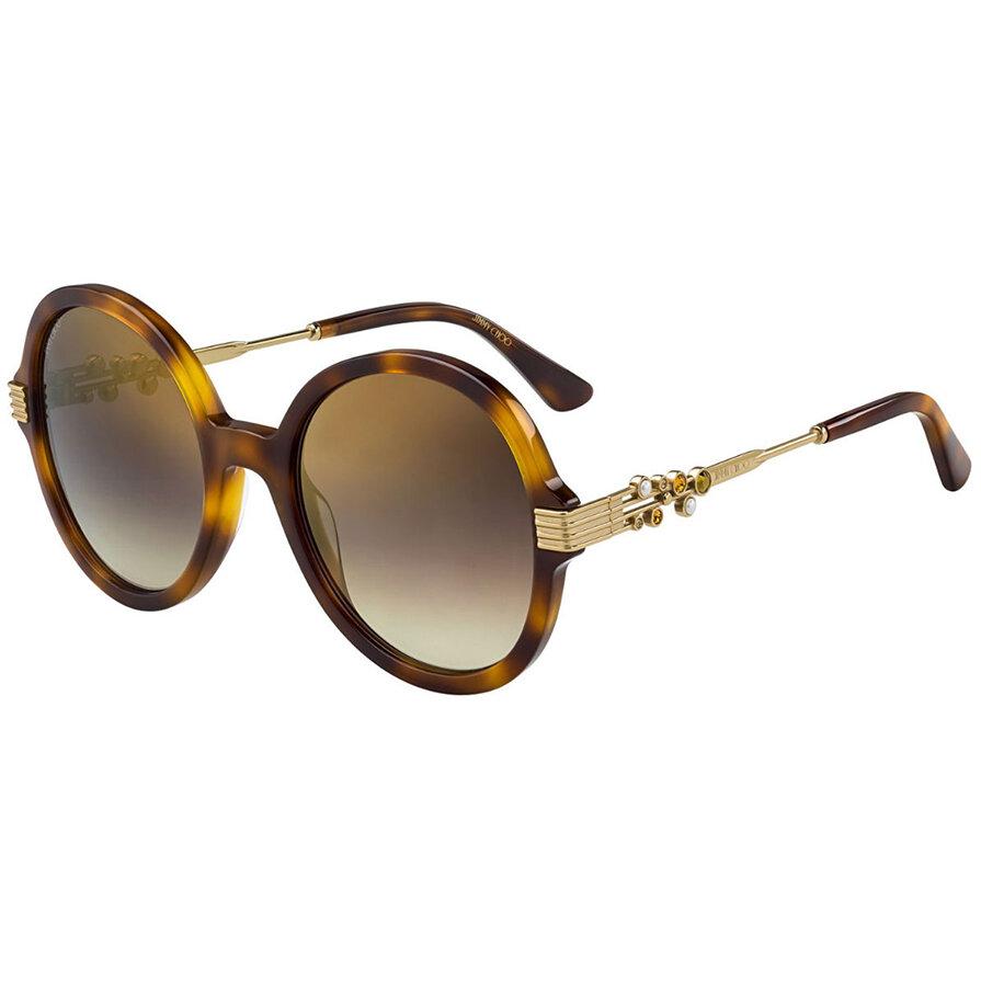 Ochelari de soare dama Jimmy Choo ADRIA/G/S 086/JL Rotunzi originali cu comanda online
