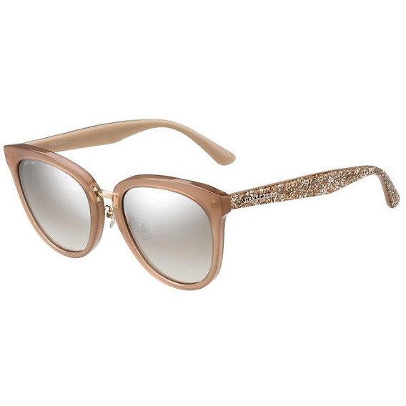 Ochelari de soare dama Jimmy Choo CADE/F/S KDZ/NQ Ovali originali cu comanda online