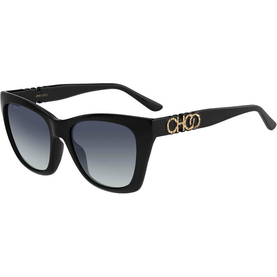 Ochelari de soare dama Jimmy Choo RIKKI/G/S 807 Patrati originali cu comanda online
