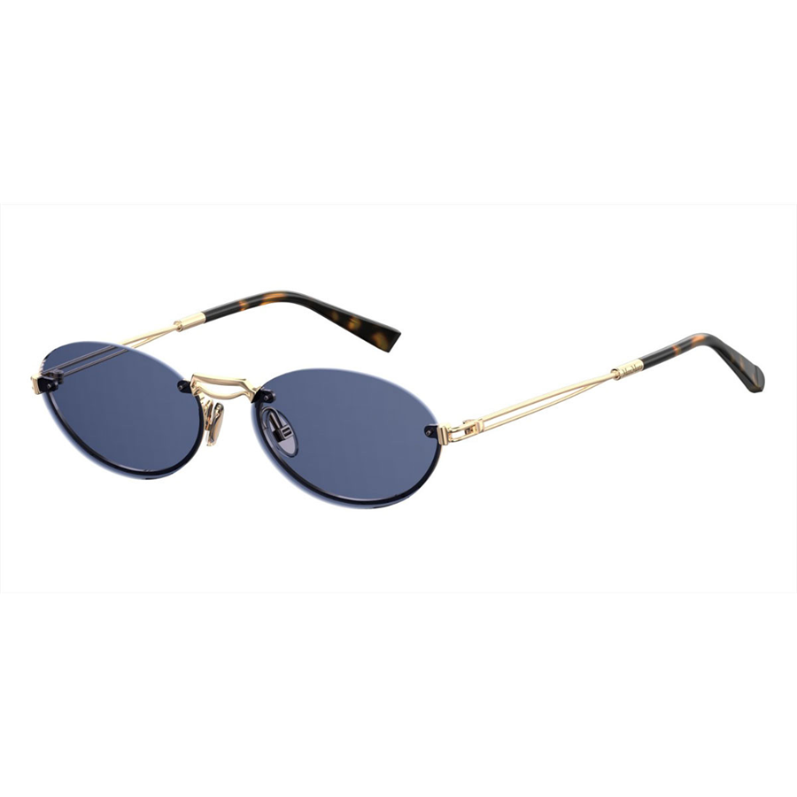 Ochelari de soare dama Max Mara MM BRIDGE II 000/KU Ovali originali cu comanda online