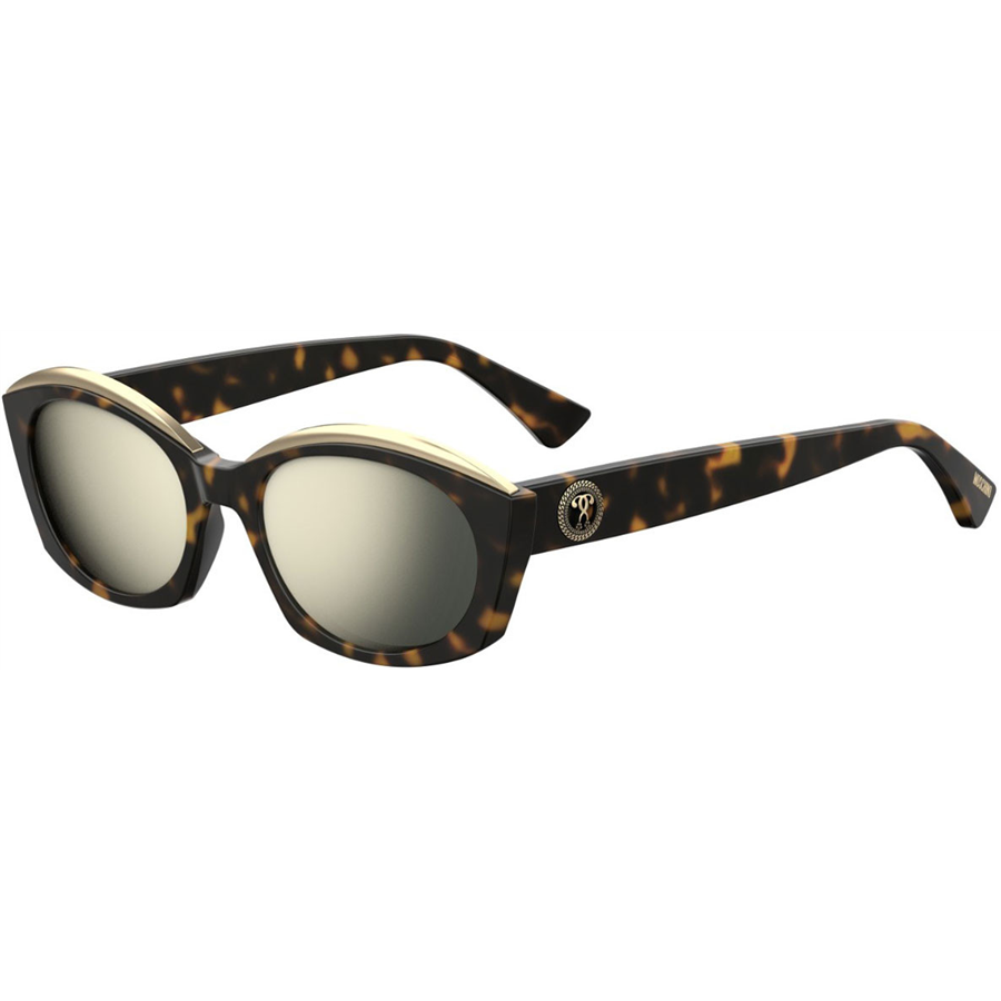 Ochelari de soare dama Moschino MOS032/S 086/UE Ovali originali cu comanda online