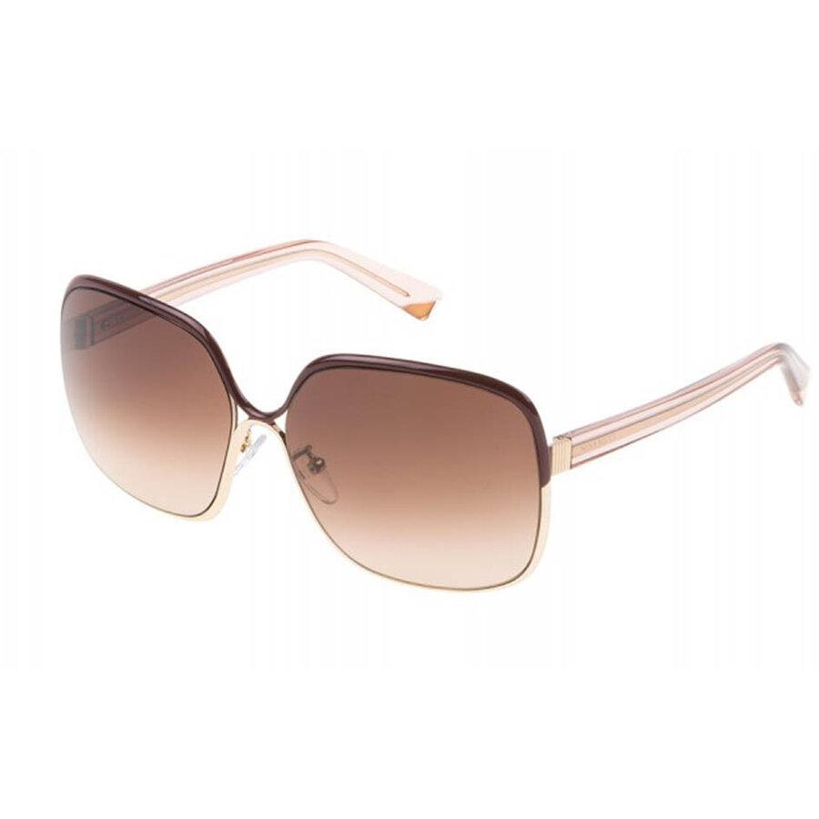 Ochelari de soare dama Nina Ricci SNR013 0SAH Supradimensionati originali cu comanda online