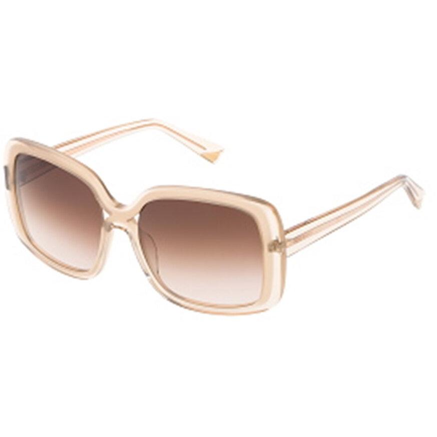 Ochelari de soare dama Nina Ricci SNR015 01AE Patrati originali cu comanda online