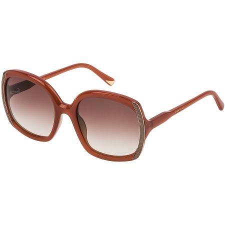 Ochelari de soare dama Nina Ricci SNR049 03GN Supradimensionati originali cu comanda online