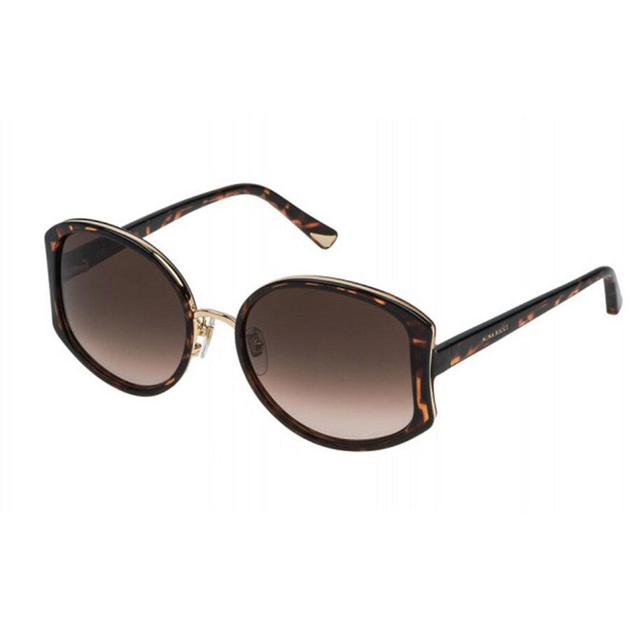 Ochelari de soare dama Nina Ricci SNR054 0722 Ovali originali cu comanda online