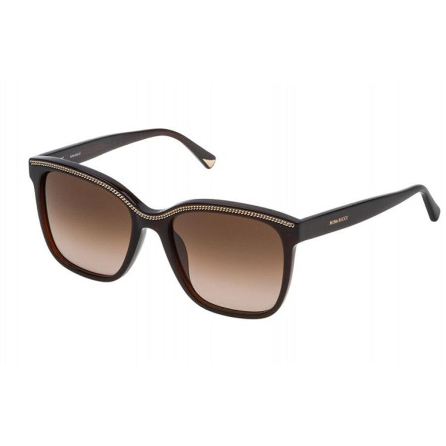 Ochelari de soare dama Nina Ricci SNR096 0958 Patrati originali cu comanda online