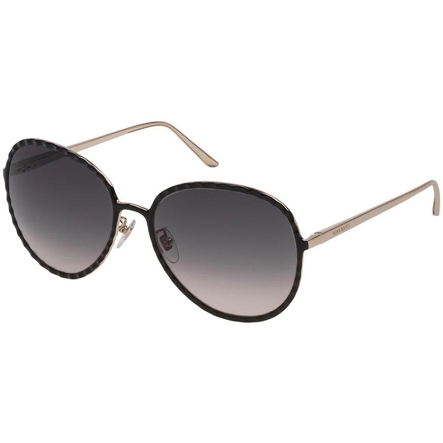 Ochelari de soare dama Nina Ricci SNR105 0301 Rotunzi originali cu comanda online