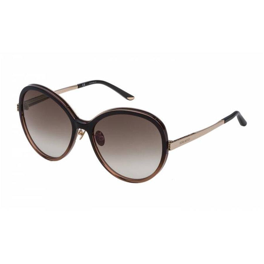 Ochelari de soare dama Nina Ricci SNR108S 0T84 Rotunzi originali cu comanda online
