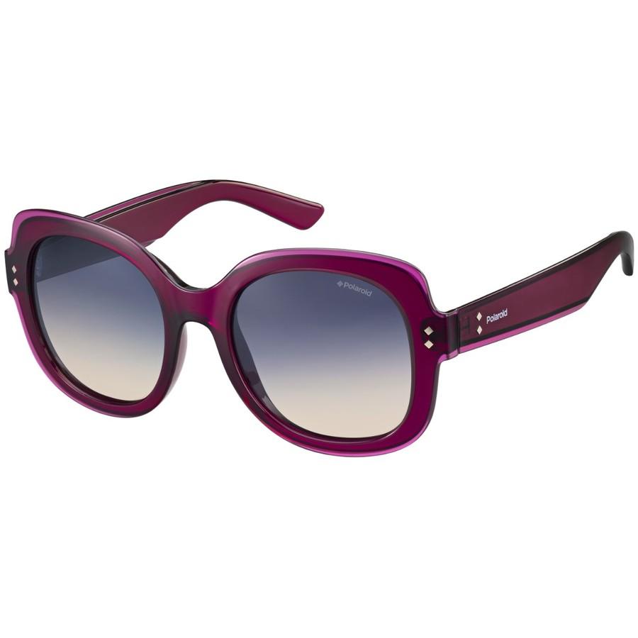Ochelari de soare dama POLAROID17 PLD 4036/S JB6 PV Fluture originali cu comanda online
