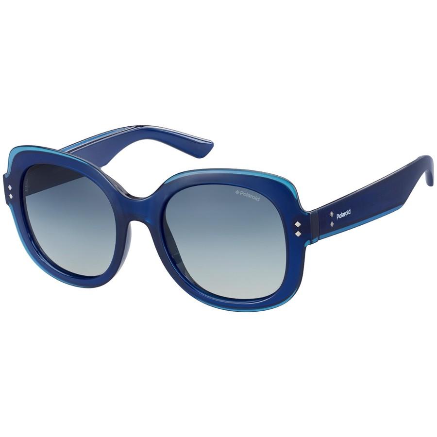 Ochelari de soare dama POLAROID17 PLD 4036/S M3Q Z7 Supradimensionati originali cu comanda online