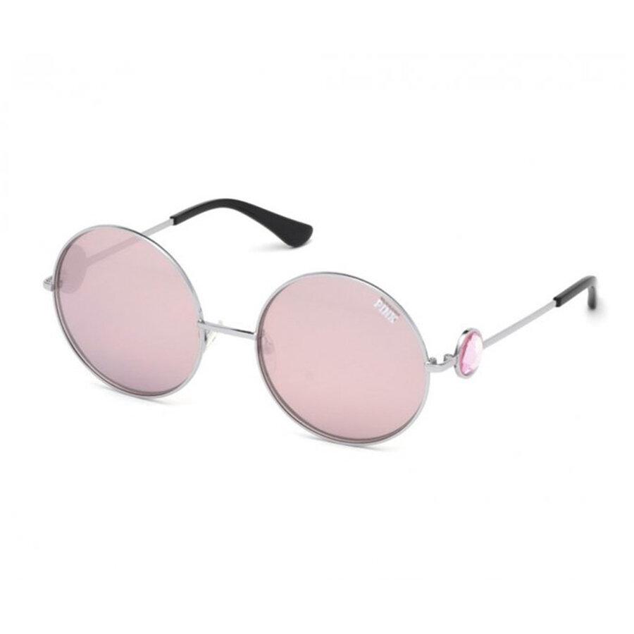 Ochelari de soare dama Pink by Victorias Secret PK0006 5816Z Rotunzi originali cu comanda online