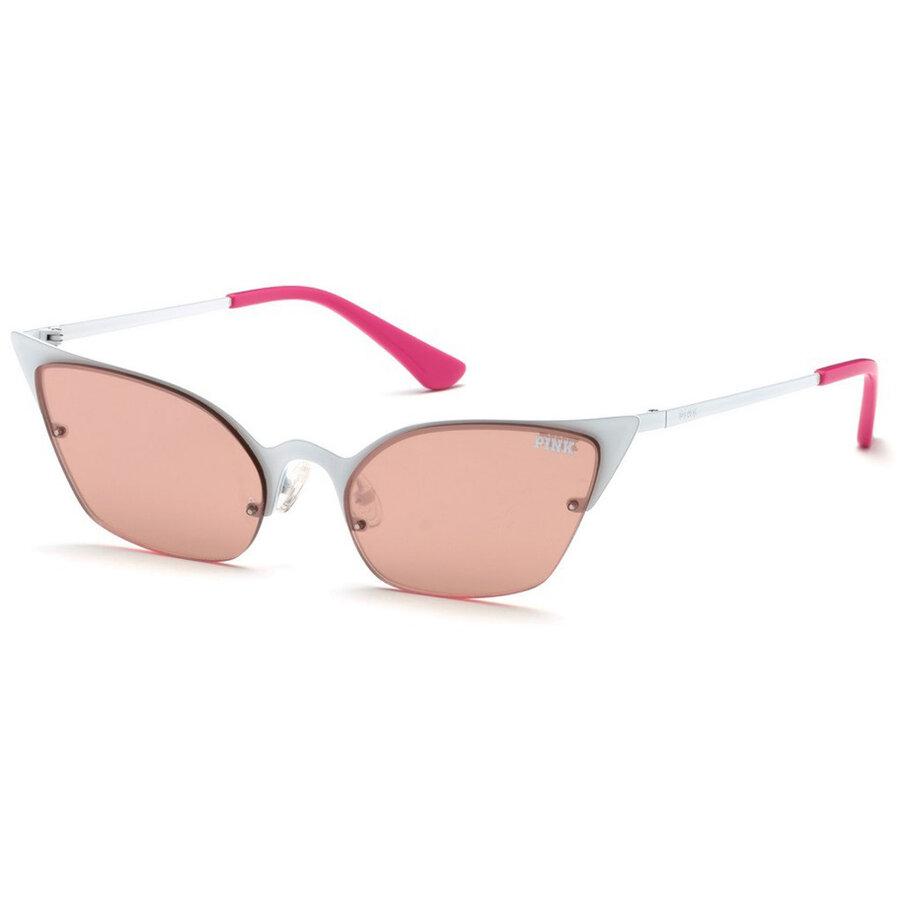 Ochelari de soare dama Pink by Victorias Secret PK0016 25Z Ochi de pisica originali cu comanda online