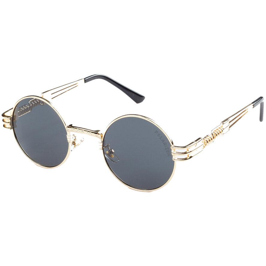 Ochelari de soare dama Polarizen 2680 Black Rotunzi originali cu comanda online