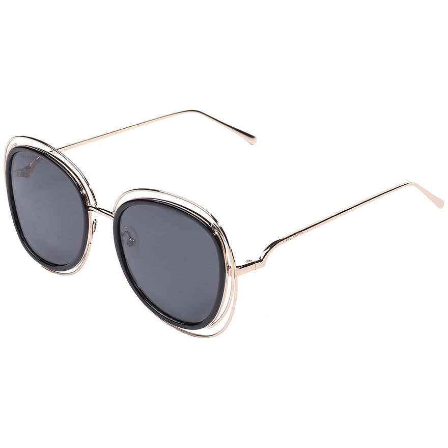 Ochelari de soare dama Polarizen 99091 Gold Supradimensionati originali cu comanda online