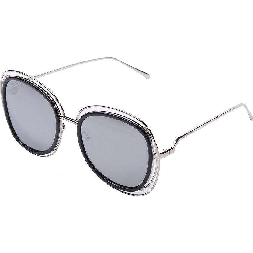 Ochelari de soare dama Polarizen 99091 Grey Supradimensionati originali cu comanda online