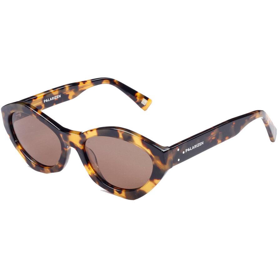Ochelari de soare dama Polarizen AT8151 C2 Ovali originali cu comanda online