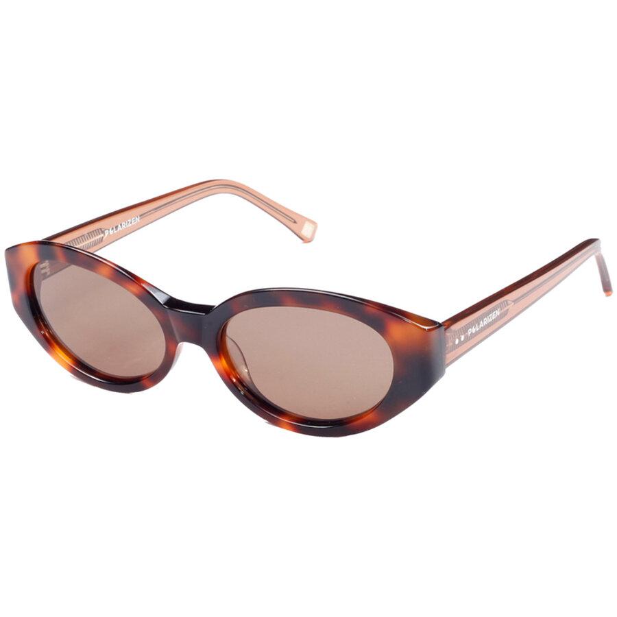 Ochelari de soare dama Polarizen AT8158 C2 Ovali originali cu comanda online