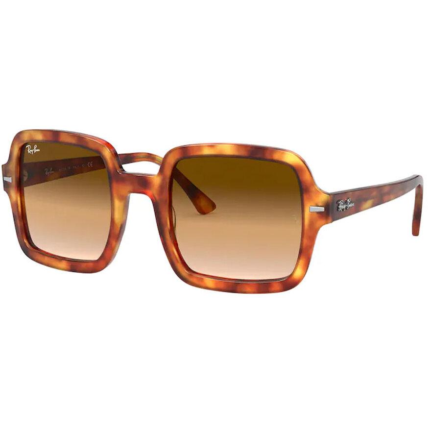 Ochelari de soare dama Ray-Ban RB2188 130051 Patrati originali cu comanda online