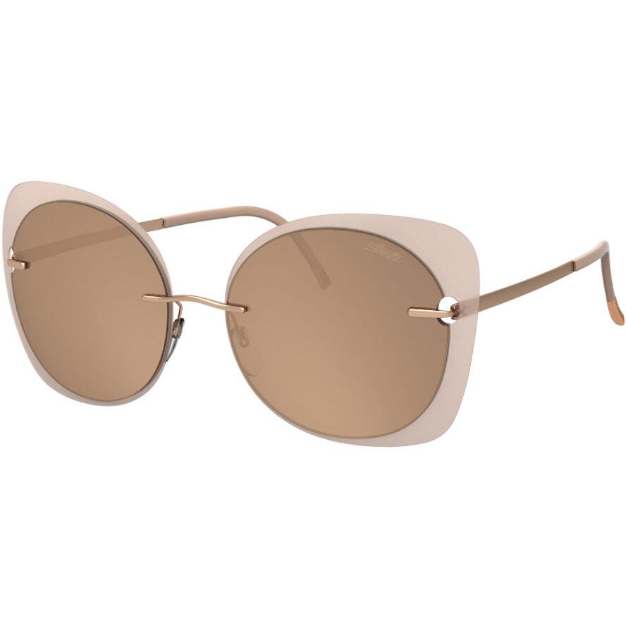 Ochelari de soare dama Silhouette 8164/75 3530 Fluture originali cu comanda online