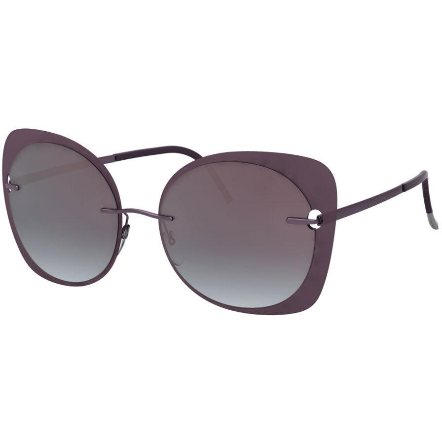 Ochelari de soare dama Silhouette 8164/75 4040 Fluture originali cu comanda online