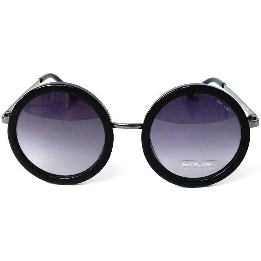 Ochelari de soare dama Sover SS 1095 BLK-GSMK Rotunzi originali cu comanda online