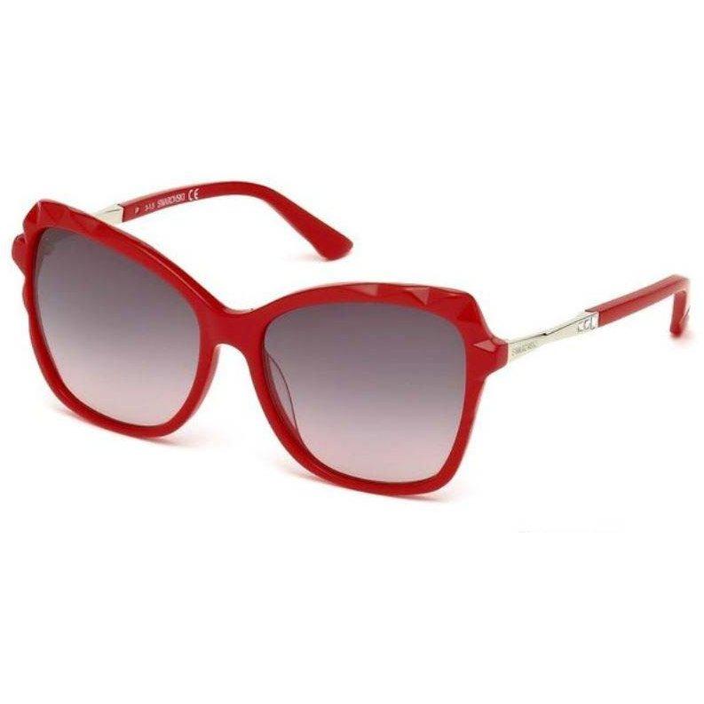 Ochelari de soare dama Swarovski SK0106-F 72B Fluture originali cu comanda online
