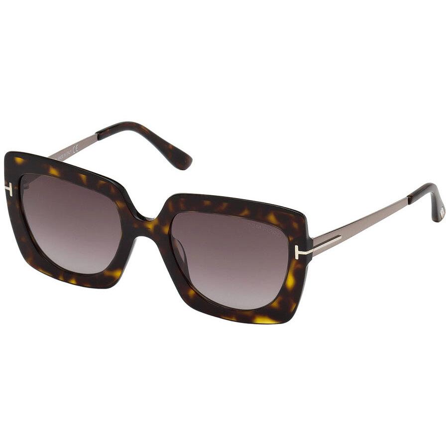 Ochelari de soare dama Tom Ford FT0610 52T Patrati originali cu comanda online