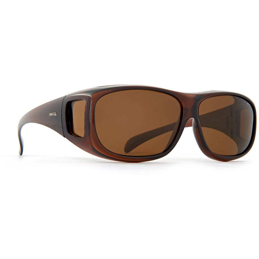 Ochelari de soare dama ULTRAPOLARIZATI INVU E2402B Wrap-around originali cu comanda online