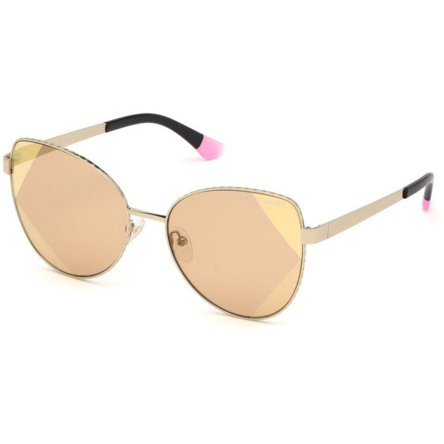 Ochelari de soare dama Victoria's Secret VS0020 28F Ochi de pisica originali cu comanda online