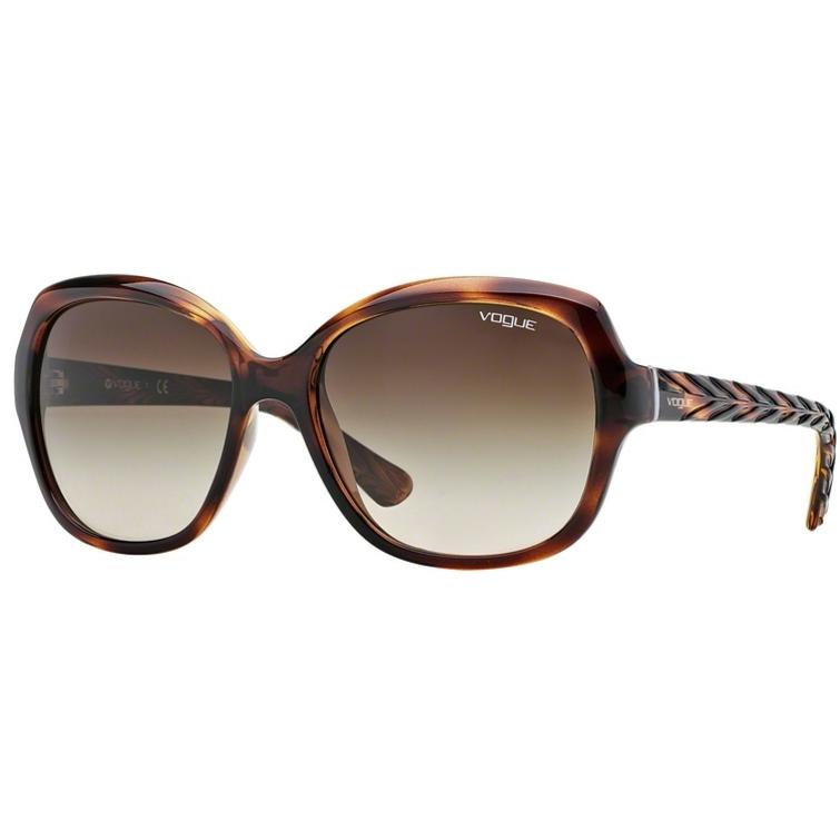 Ochelari de soare dama Vogue VO2871S 150813 Supradimensionati originali cu comanda online