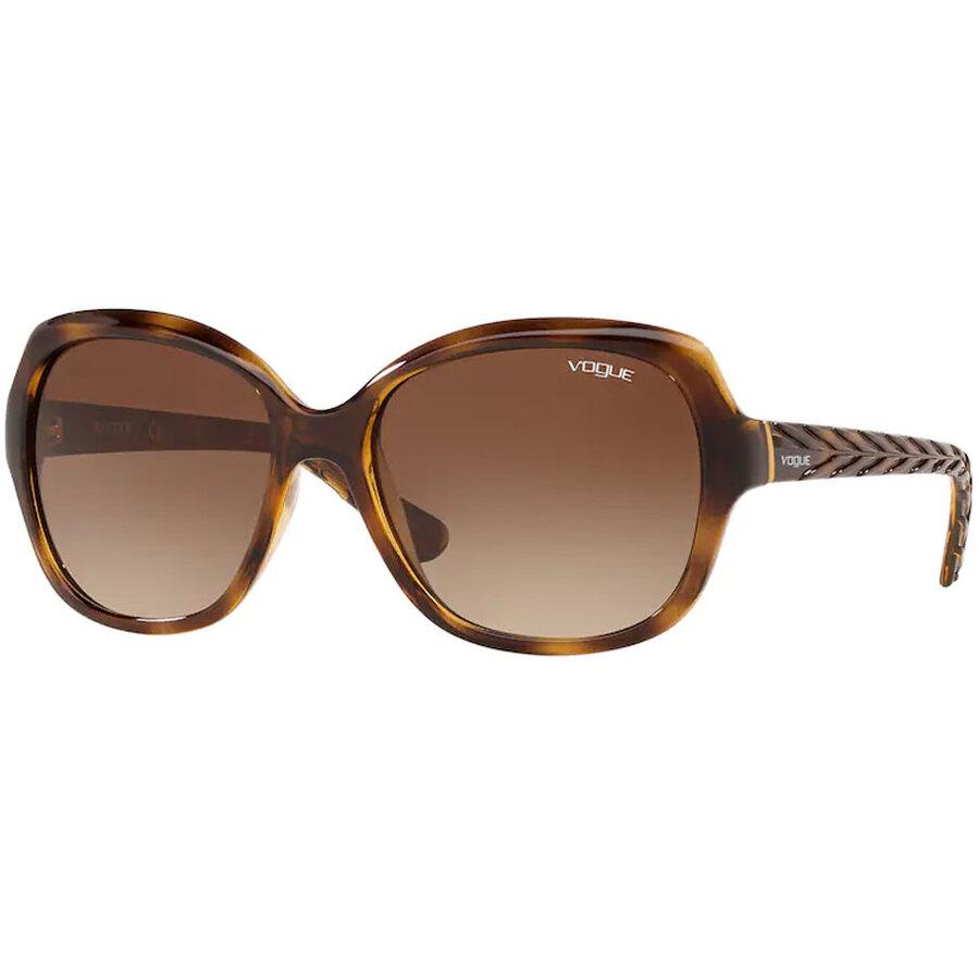 Ochelari de soare dama Vogue VO2871S W65613 Fluture originali cu comanda online