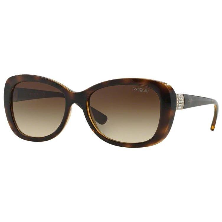 Ochelari de soare dama Vogue VO2943SB W65613 Ovali originali cu comanda online