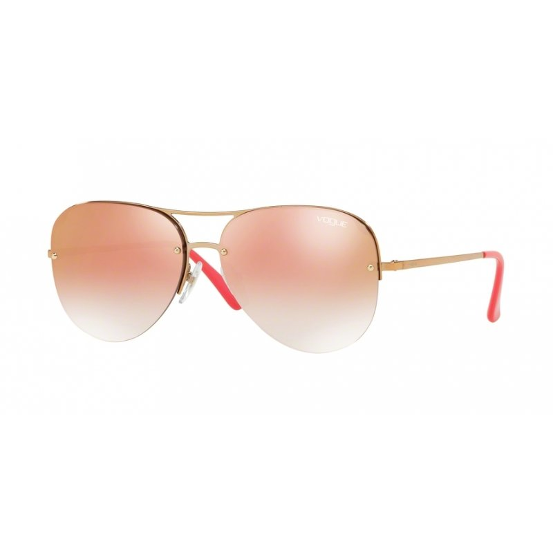 Ochelari de soare dama Vogue VO4080S 50756F Pilot originali cu comanda online