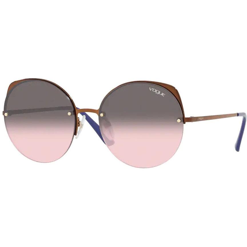 Ochelari de soare dama Vogue VO4081S 5074H9 Rotunzi originali cu comanda online