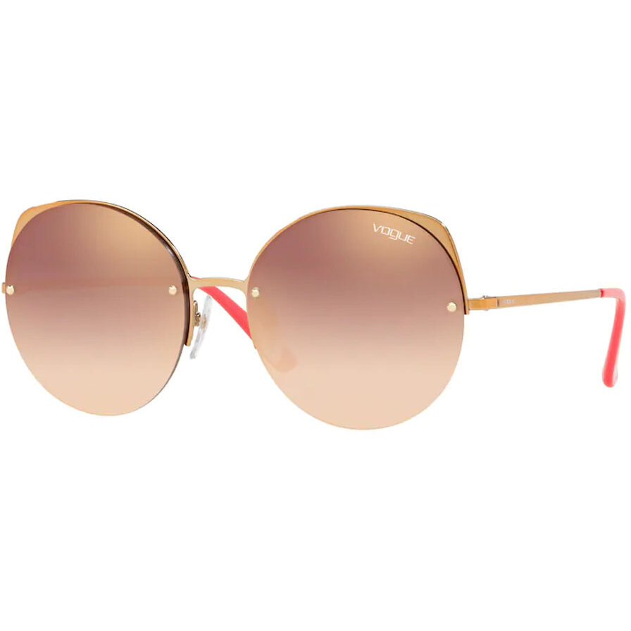 Ochelari de soare dama Vogue VO4081S 50756F Rotunzi originali cu comanda online
