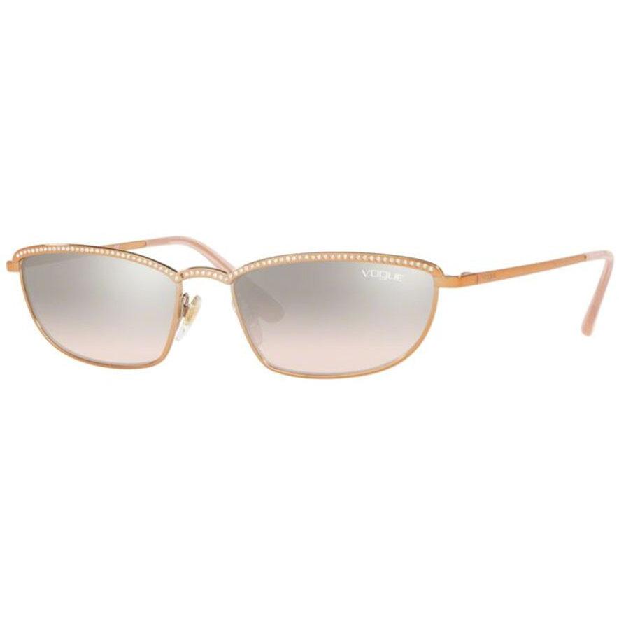 Ochelari de soare dama Vogue VO4139SB 50758Z Ovali originali cu comanda online