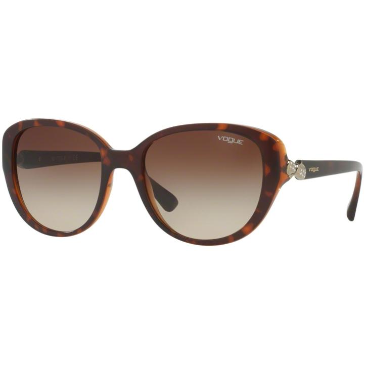 Ochelari de soare dama Vogue VO5092SB 238613 Ovali originali cu comanda online