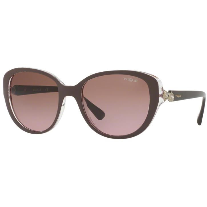 Ochelari de soare dama Vogue VO5092SB 246514 Ovali originali cu comanda online
