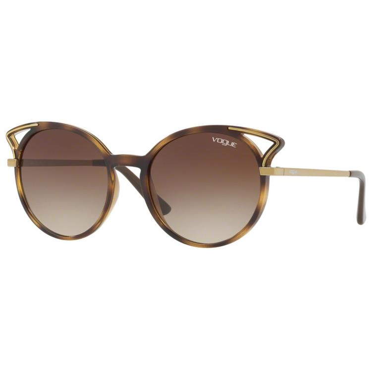 Ochelari de soare dama Vogue VO5136S W65613 Rotunzi originali cu comanda online