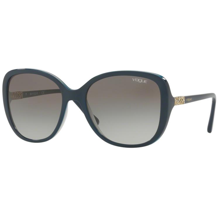 Ochelari de soare dama Vogue VO5154SB 253611 Supradimensionati originali cu comanda online
