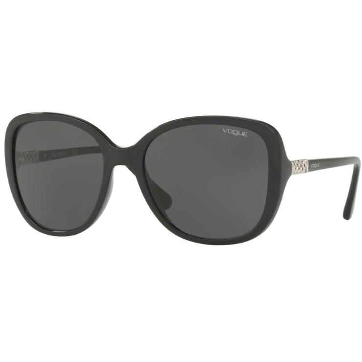 Ochelari de soare dama Vogue VO5154SB W44/87 Supradimensionati originali cu comanda online